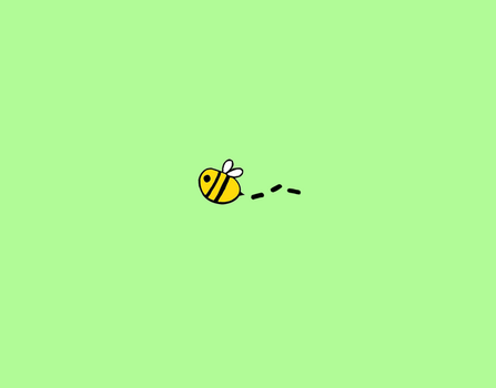 just a bee by KingdomT