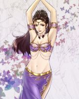 Belly Dancer by clarityblue
