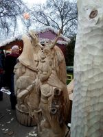 Winter Wonderland in London 8 by MASYON