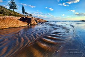 Red Rock by FireflyPhotosAust