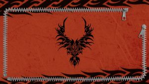 ps vita wallpaper my insignia by Synergy14