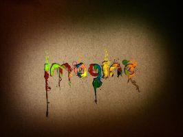 Imagine grunge by Flaeger