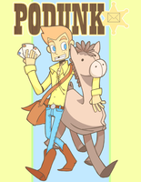 Podunk: Buck and Salsa by Kootani