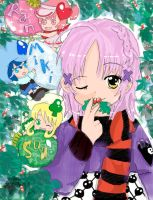 Shugo Chara Christmas by ChoiceMockery