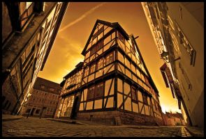 Quedlinburg I - finally alone by EYELIGHTZONE