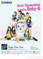 Casio Baby G ... PACK by suitae