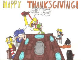 Happy Thanksgiving by lnsert-creative-name
