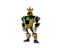 Ben 10K Biomnitrix Fusion - ClockWorx by TheRedJoker351