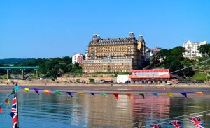 A Victorian Hotel at the Seaside by michael-brown