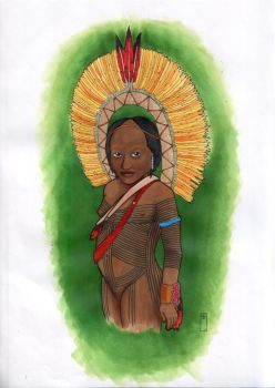 Kayapo by ghehcore