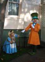 Don't Feed The Alice by DisneyLizzi