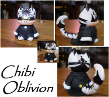 Chibi Oblivion by LaPopeArmadillo