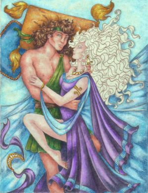 Herc and Hera: Color Stage 3