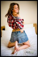 Taylor in Plaid 3 by agijo