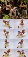 Froud Fairy Custom Pony by Tamisery