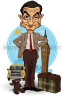 Mr. Bean by diplines