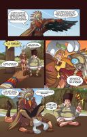 TORTOISE AND HARE part3 pg3 by MikeLuckas