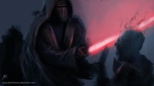 Revan - Dark Side by DarthTemoc