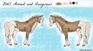 BWS Armed and Dangerous by jackiehorse