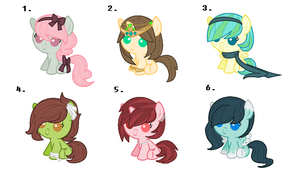 MLP Adopts 2 by CaptainPasta