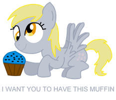 A Muffin for my Friends by Laffy372