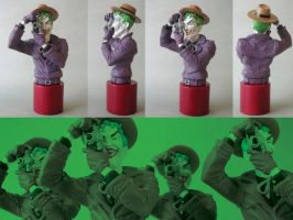 Killing_Joke_Bust by skinnydevil