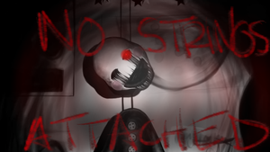 The Marionette (The Puppet) FNAF 2 by AnyoneWantTacos