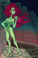 Poison Ivy by pumqin