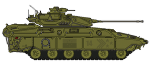M89A1 'Lance' IFV by GreatDetective