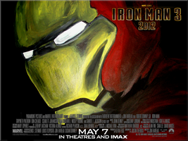 Iron Man 3 Movie Poster 2 012 by iareawesomeness