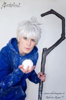 Jack Frost - romics 2015 by Misch.Axel by MischievousBoyAilime