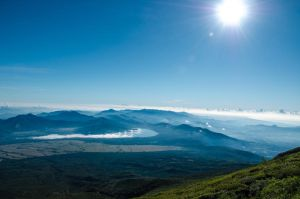 Mt. Fuji Morning 2 by UltraSonicUSA