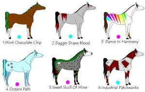 Horse Breeders 3 by skye-adopts