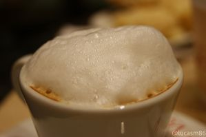 Macro cafe by lucasm86
