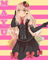 MAYU by the-electric-mage