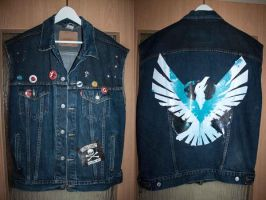 Delsin Rowe: 'True Hero' Vest by SanjiroCosplay