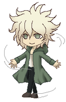 Windy Nagito by Kyouheii