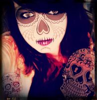 day of the dead 3 by Chyliethecrazy1