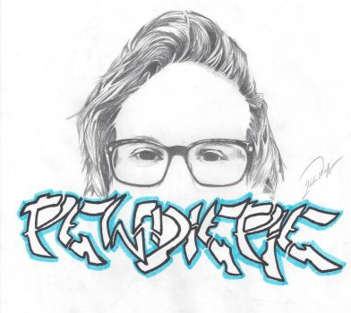 Pewds by epic-setter666