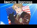AMERICA APPROVES!! by Zinxeon