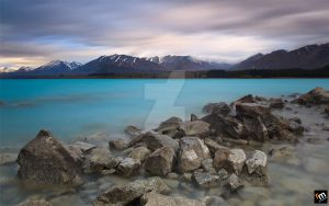 Lake Tekapo by Rodelicious