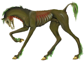 Monster Parade - Kelpie by can-o-meat