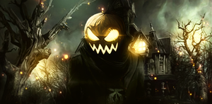 The Punkin Man by AeroxxDSG