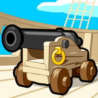 pirate cannon by GregSm