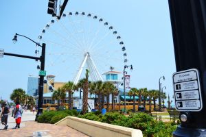 Myrtle Beach Downtown by MrsChibi