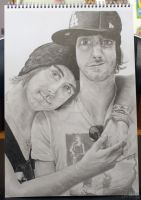 Alex Gaskarth And Jack Barakat by ZLReynolds