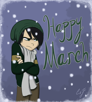 Not-So-Happy March 1st by Minxie777