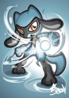 Riolu by Star-Soul