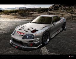 Supra sharp like a razor blade by RibaDesign