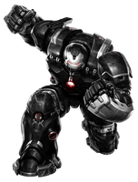 Marvel's WARBUSTER - (Hulkbuster + War Machine) by MrSteiners